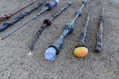 Fans will love these DIY Harry Potter Wands! They light up making the ultimate wizard prop. Just imagine the spells you'll cast!