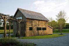 Connecticut Farmhouse - Farmhouse - Garage And Shed - Bridgeport - Demetriades + Walker