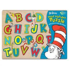 Alphabet puzzle - Dr. Seuss Boutique: For Fun