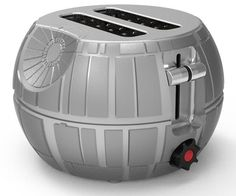 Tremble Before The Death Star Toaster