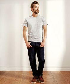 Carpenter Jeans and Sunset Pocket Tee - Levi's - levi.com