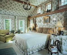 There is a lesson here……interiors of Joan Rivers CT home @ Whimsical Home and Garden