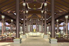 mandarin period design images | Mandarin Oriental HotelBaganMyanmar | Inarc Design