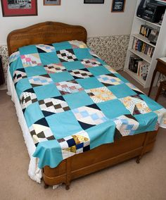 Home & Garden Friendly Handmade Patchwork Bed Sheet Indian Bedspread Applique Kantha Embroidered Quilt Factories And Mines