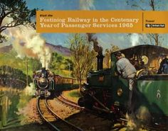 FESTINIOG RAILWAY IN THE CENTENARY YEAR IF PASSENGER SERVICES 1965 Artist:Cuneo, TerenceCirca:1964Origin:United KingdomBuy It Here:http://www.la-belle-epoque.com/vintage-poster/British/116/FESTINIOG-RAILWAY-IN-THE-CENTENARY-YEAR-IF-PASSENGER-SERVICES-1965#next Today we are adding another Terence Cuneo classic to our train collection. He was a vibrant and groundbreaking painter of locomotives. He had avery distinctive expression in his work.But his talent and passion wasnt limited t…