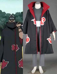 Naruto Kakuzu 6-piece Cosplay Costumes #cosplay #naruto #free