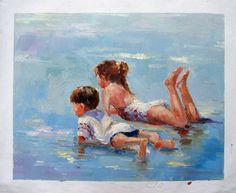 12X16 inch Mary Cassatt Canvas Art Repro NR