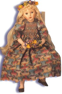Chloe, a Pauline Doll