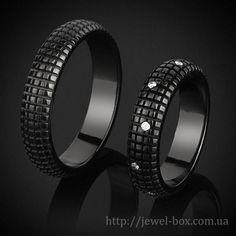 http://jewel-box.com.ua/obruchalnye-kolca/obruchalnye-kolca-iz-chernogo-zolota  #обручальные #кольца #киев #свадьба