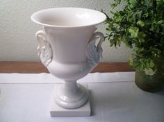 LENOX Vintage Vase VINTAGE RARE 1940's by JenniferCheriDesigns