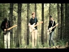 Two Door Cinema Club - Something Good Can Work  This video makes me a little dizzy, but I love it<3