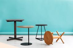 New Range of Furniture & Accessories by Anaca Studio.