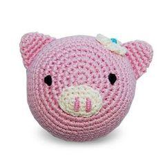 Piggy Dog Toy | PupLife Designer Dog Supplies $14.99