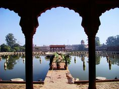 Shalimar Gardens - Lahore, Pakistan (Yes, the Guerlain Shalimar is named after this very place)
