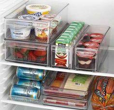 Refrigerator storage found at Bed Bath and Beyond