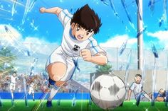 Read Three Leaf Clover Team from the story Trả Test by tientieutich (Diệp Tịch) with 258 reads. Captain Tsubasa, Pokemon Go, Air Gear Characters, Blue Shots, Three Leaf Clover, Super Anime, Fanart, Anime Episodes, Kuroko