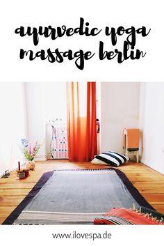 Wellness & Spa Berlin - Ayurvedic Yoga Massage in Berlin Neukölln
