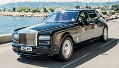 The 2013 Rolls-Royce Phantom Series II (www.rollsroycemotorcars.com), the model's second generation, ext I want it.