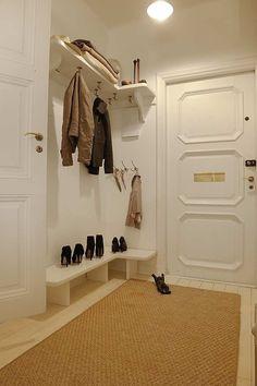 A useful entryway.