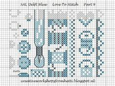 SAL Love To Stitch Part 9