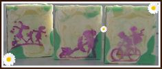 lovely soap stamp test,