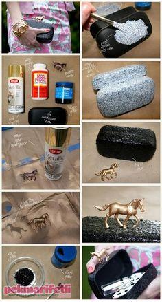 Portföy çanta yapımı | El Yapımı | Pek Marifetli!