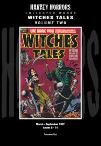 Witches Tales Volume 2 (PS Artbooks, 2013, edited by Pete Crowther, with an introduction by me).