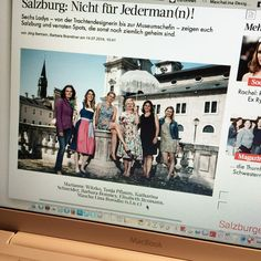 "Online Preview... Die neue WOMAN ab morgen 18. Juli 2014 am Kiosk!  @womanmagazin @maschalina Schmuckdesignerin ""Mascha Lina Borodin"" im Society Talk!  #maschalinadesigns"