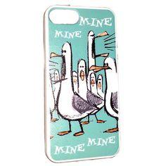 Your WDW Store - Disney iPhone 5 Case - Finding Nemo - Mine Mine Mine Seagulls