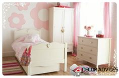 nice Changing Your Little Girl's Bedroom Decor