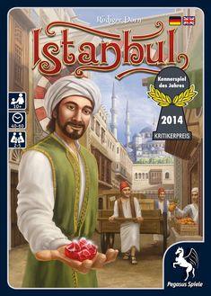 Istanbul, das Kennerspiel für pfiffige Kaufleute - DesignNerd