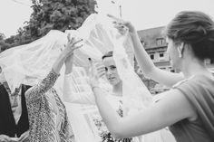 La boda de Inés y Alfredo en Normandía © Volvoreta.