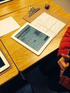Mrs. H.'s Resource Room: Teaching vocabulary, using iPads, vocabulary notebooks