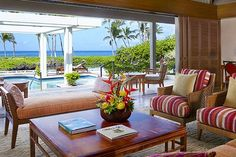 Luxury Bungalows on the Kohala Coast of Hawaii