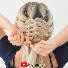 I am Lo 💗 Here you will find tutorials for medium and long hair. I will teach you all types of hairstyles from simple everyday looks to hairstyles f. Unique Braided Hairstyles, Braided Hairstyles Tutorials, Easy Hairstyles For Long Hair, Braids For Long Hair, Pretty Hairstyles, Box Braids, Braided Hairstyles For Long Hair, Five Minute Hairstyles, Medium Hair Braids