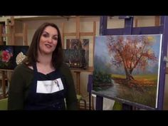Last Day's of Autumn Oils - Paint With Maz Online Classes - YouTube
