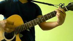 It Will Rain - Bruno Mars - Easy Guitar Tutorial (No Capo)