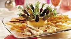 When you're asked to bring a cheese tray to share, making it spectacular is easy!