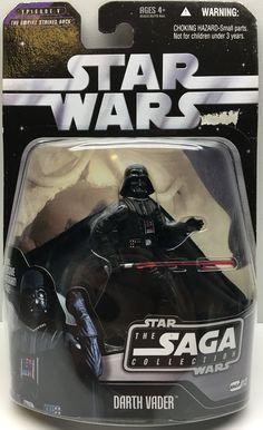 (TAS032469) - 2006 Hasbro Star Wars The Saga Collection Figure - Darth Vader
