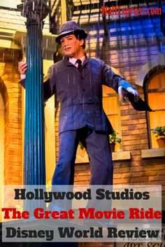Video: The Great Movie Ride at Hollywood Studios a Disney World Review