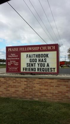 Facebook or Faithbook?
