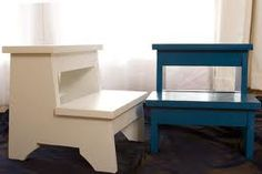 kid step stool plans - Google Search