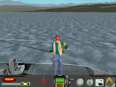 Free Bass Fishing Games: A Fast Way Of Getting Your Fishing Fix