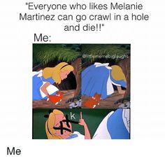 Image result for melanie martinez memes