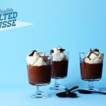 Milk Chocolate Malted Mousse