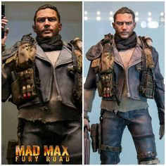 Photos by Jason Jolejole of the Modern Life Tom as Max head http://ift.tt/1PVgWC3  #tomhardy #onesixthscale #onesixthfigure #moviereplicas #figure #madmax #furyroad #max #movie #doll #realistic #kitbash #custom #collector #collectibles #head #headsculpt #onesixthrepublic #paint #painting #photography #fanart #ModernLife by toriacasarro