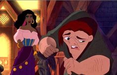 Esmeralda is put to death and Quasimodo dies with her corpse.   Victor Hugo isn't much for happy endings: In his Hunchback of Notre-Dame, Esmeralda is charged with attempted murder and hung for a crime she didn't commit. Quasimodo is so heartbroken that he stays with her corpse and dies of starvation.
