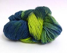 Ombre wool yarn Merino hand dyed $14.00
