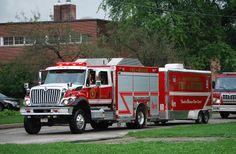 Rosemont Dist FD Rescue 1