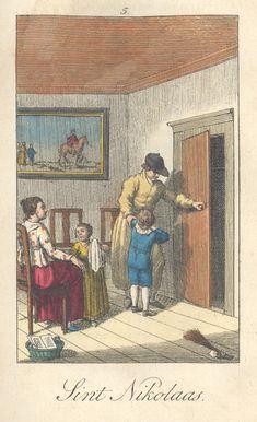 St. Nikolaas-geschenk aan de jeugd / E.J.B. Schonck. - Amsterdam : W. Brave, [1814]
